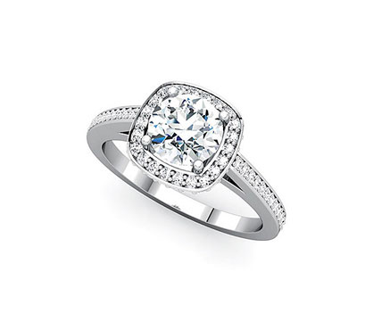 Diamond - Engagement Jewellery for Her I