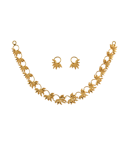 gold necklace designs buy gold necklace online   chintamanis